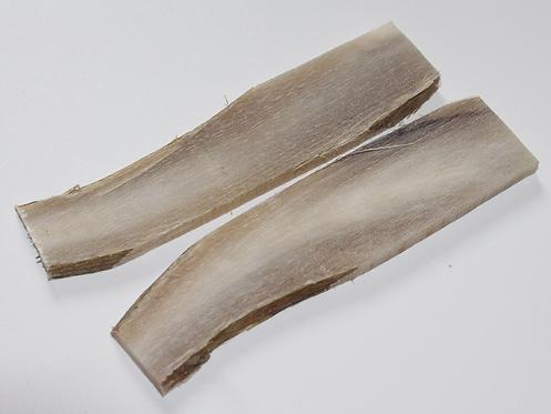 Plaquettes en corne de Zébu