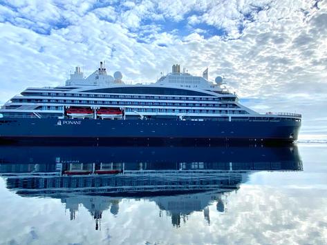 Prima nave da crociera destinata ai viaggi polari