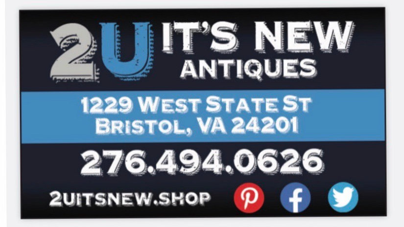 Shop for Antiques and Collectibles In Bristol Virginia and Tennessee  Starts  @