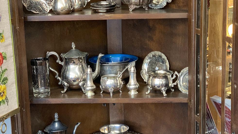 Classic Antique Silver starts @