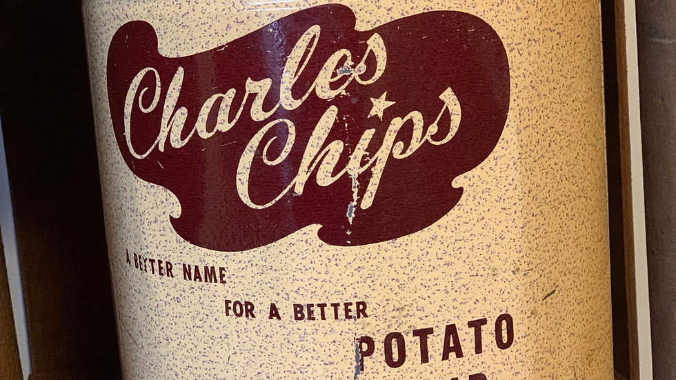 Charles Chips Can