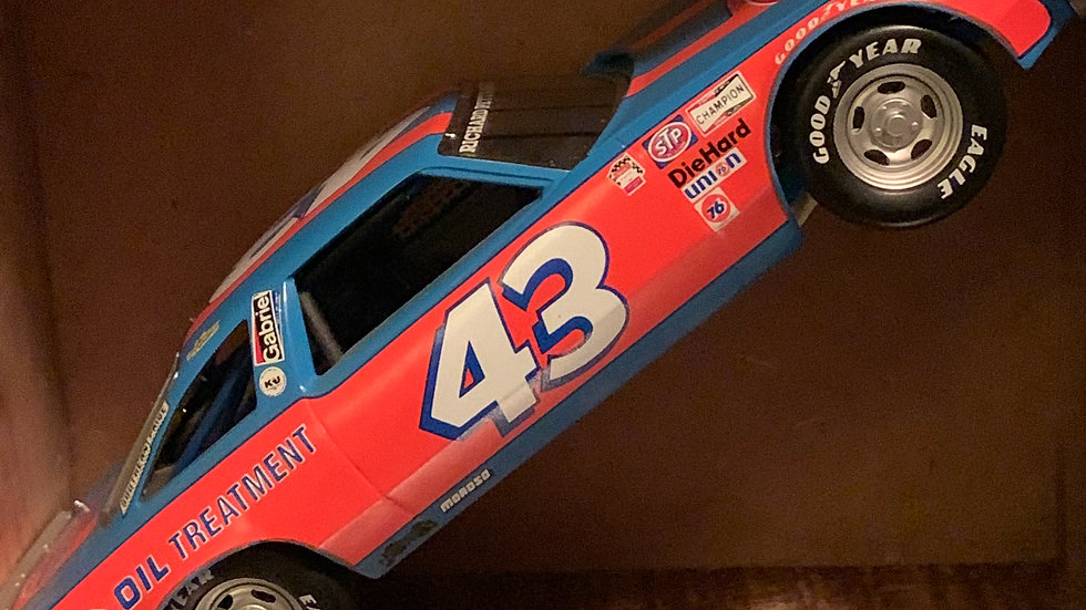 Richard Petty Franklin Mint Collectible