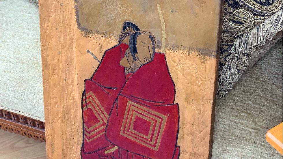 Oriental Copper Picture