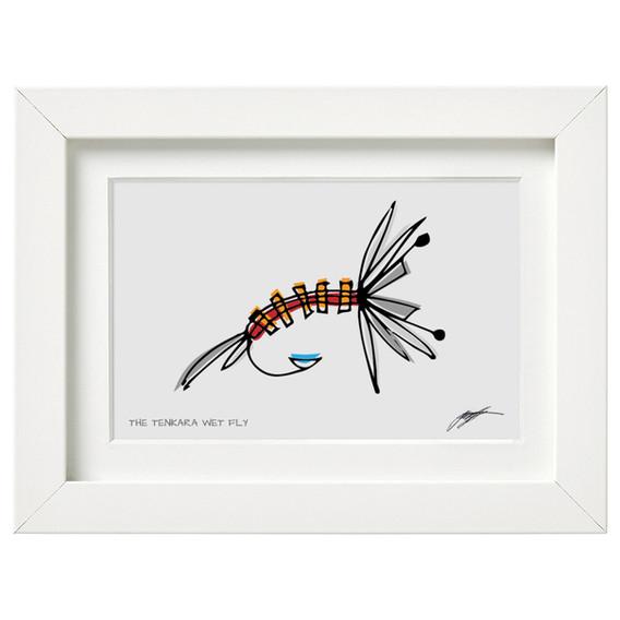 The Tenkara Wet Fly