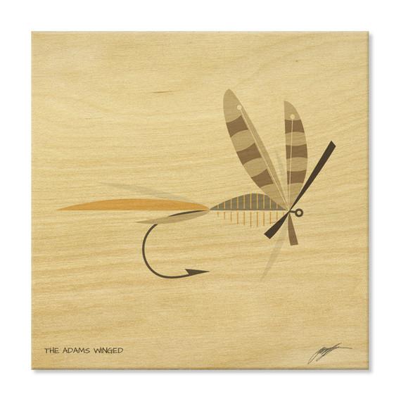 The Adams Winged