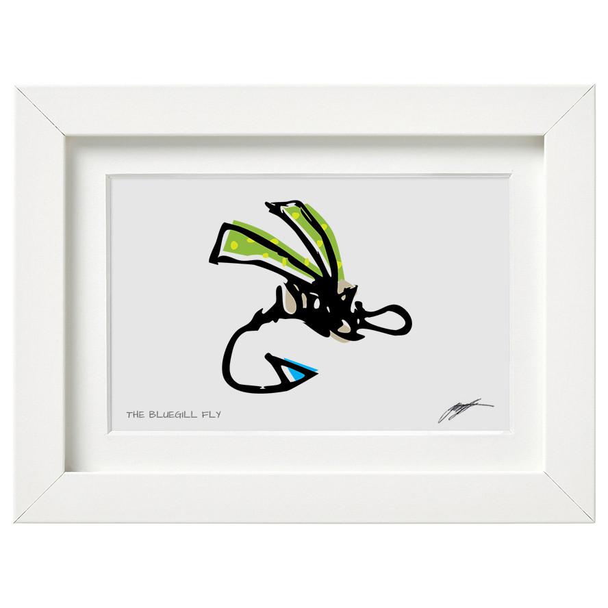 The Bluegill Fly