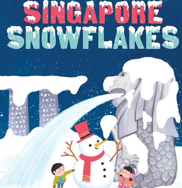 Singapore Snowflakes - front cover_edite