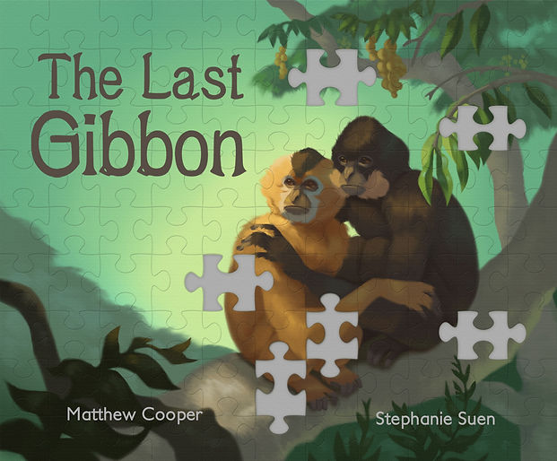 The Last Gibbon book cover