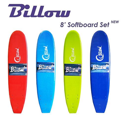 Billow 8' Soft Surfboard
