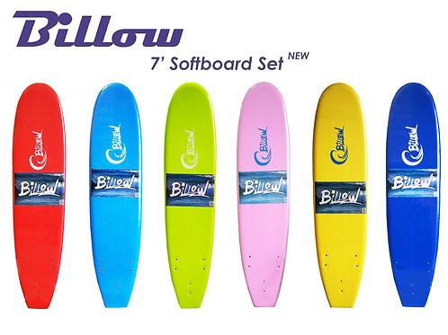 Billow 7' Soft Surfboard
