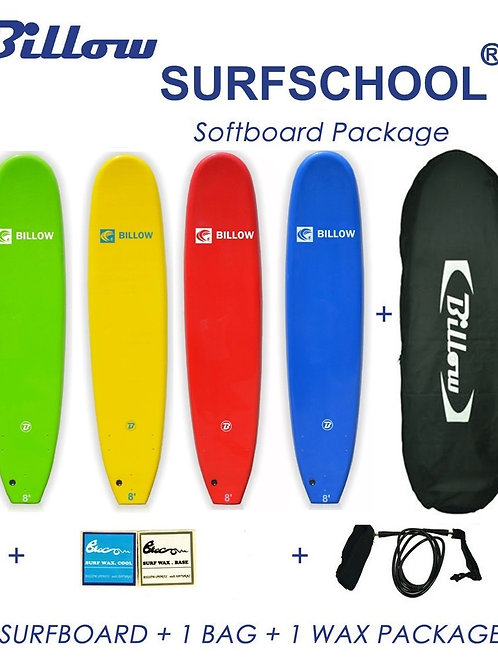 Billow Surf School Package Deal