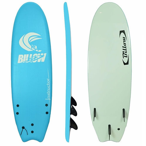 Billow INSTRUCTOR 6' Soft Surfboard
