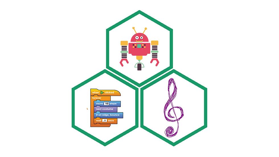 Junior Robotics: Coding and Design