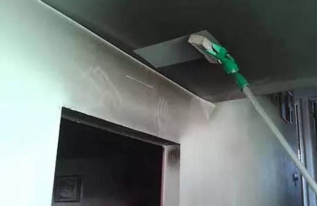Fire and smoke restoration