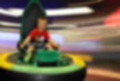 bumper cars, kids, arcade, big play, biloxi, ms, family, fun