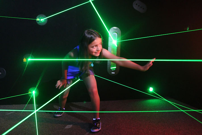 Big Play, Biloxi, MS, Kids, Fun, Laser, Maze, Arcade