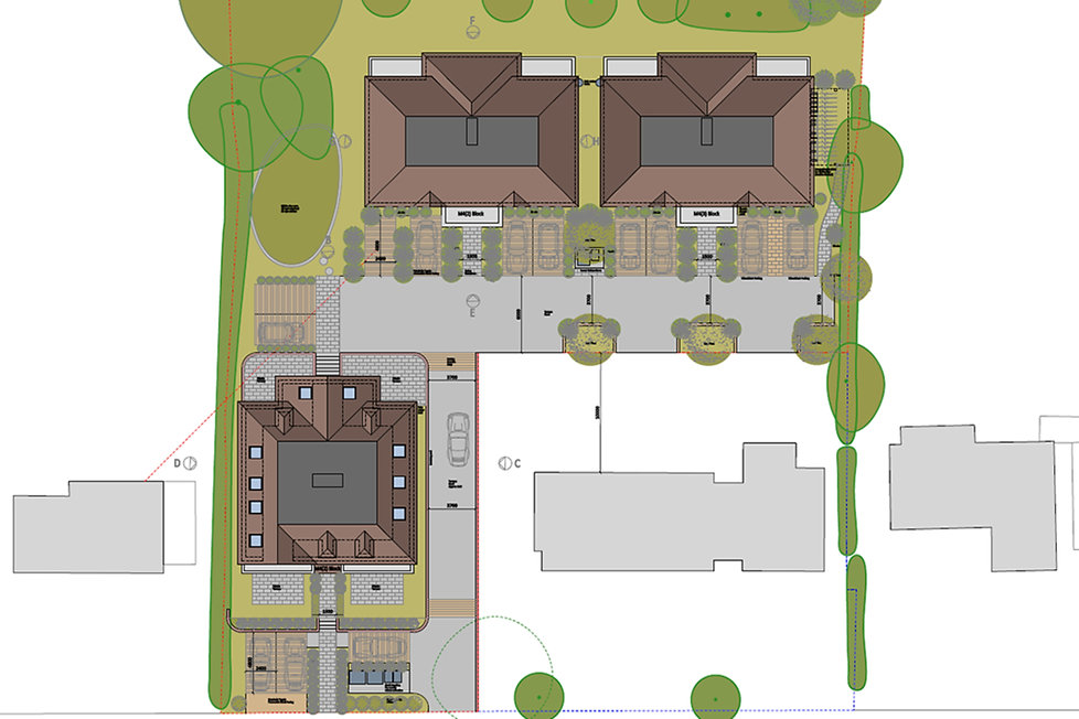 Coulsdon-Court-Road-Proposed-Site-Layout