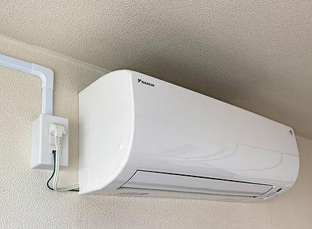 エアコン設置工事・札幌市