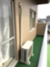 エアコン設置工事札幌市