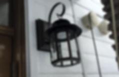ブラケットライト・屋外照明工事札幌