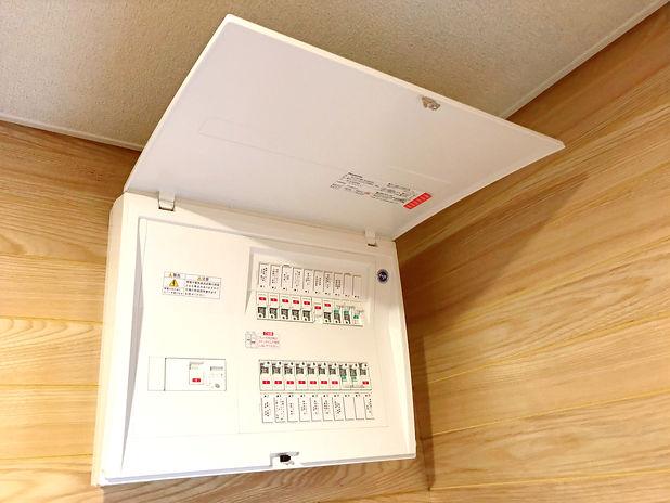 札幌市分電盤交換工事