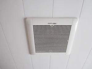 札幌浴室換気扇故障修理交換工事