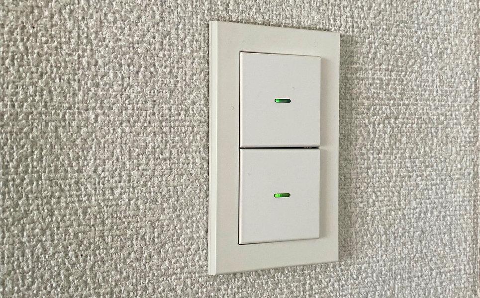 電気スイッチ故障交換工事・北広島市