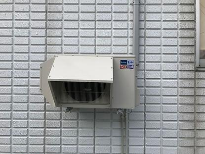 寒冷地仕様エアコン設置工事・札幌市