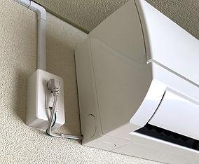 エアコン専用回路電源工事