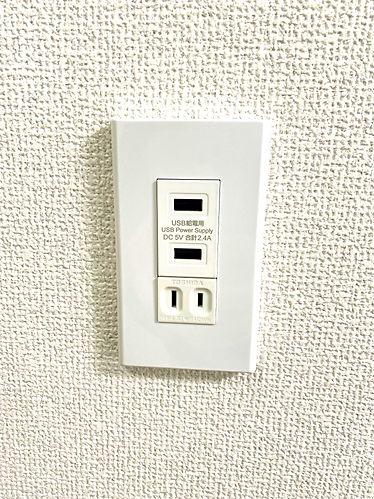 USBコンセント設置工事・札幌市