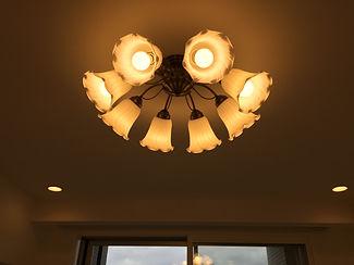 札幌市豊平区住宅用照明器具設備工事