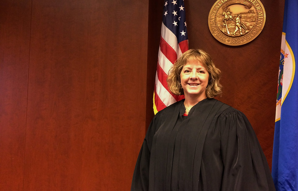 Ramsey County District Court Judge DeAnne Hilgers