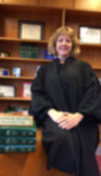 Ramsey County District Court Judge DeAnne Hilgers is respected on the bench and a recognized leader in her community.
