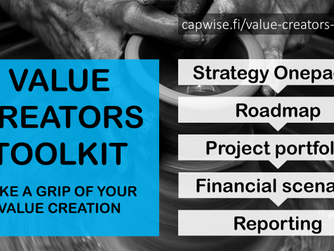The story behind Value Creators Toolkit