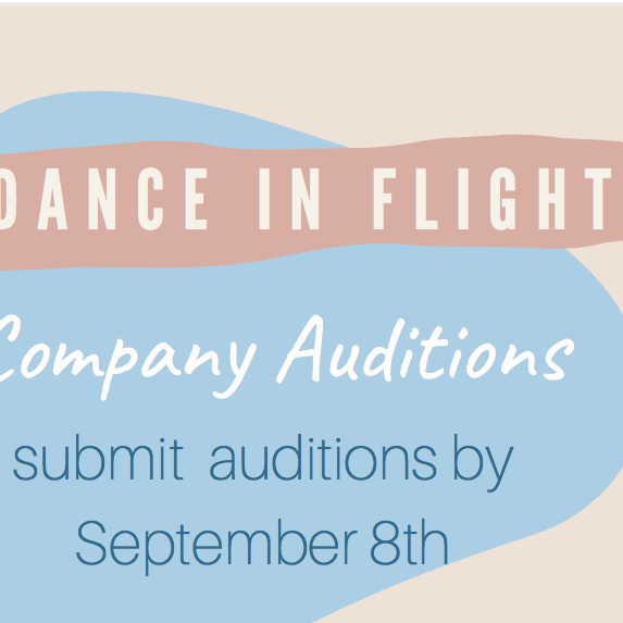 Dance in Flight Company Auditions