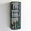 Thumbnail: Wall-mounted Glass Cabinet