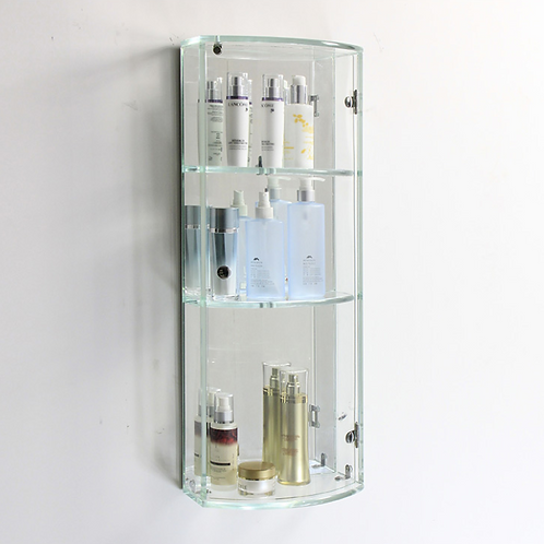 Wall-mounted Glass Cabinet