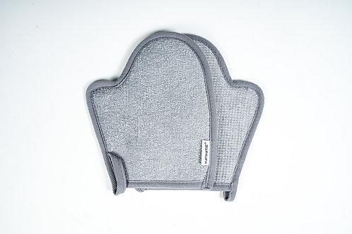 Charcoal Bath Glove