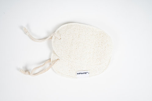 Oval Loofah Scrubber