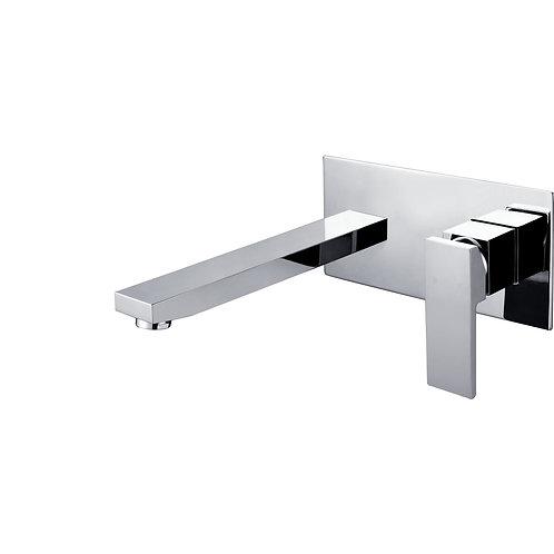 KABA Faucet (Wall-mounted) - Chrome