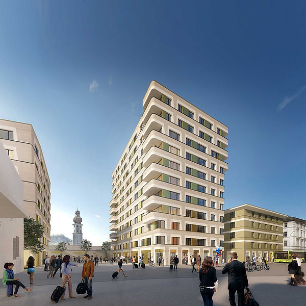 Neuer Wohnraum in Feldkirch