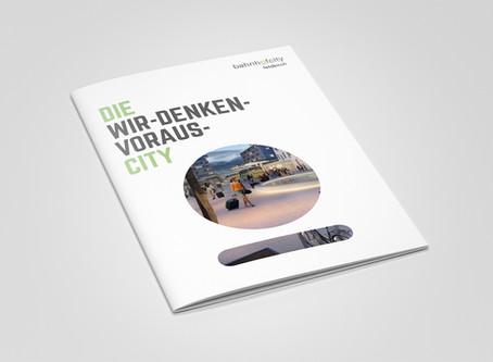 Broschüre Bahnhofcity