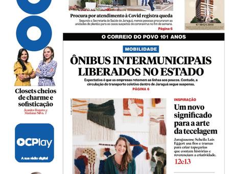 Entrevista para o OCP News