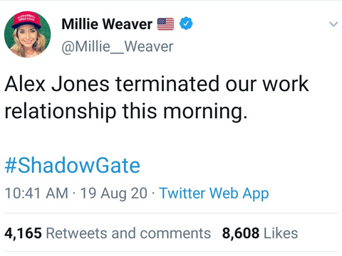 Millie Weaver: The Mastermind Whistleblower Behind ShadowGate