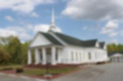 Philippi Baptist Church, Philippi Baptist Church Johnston SC