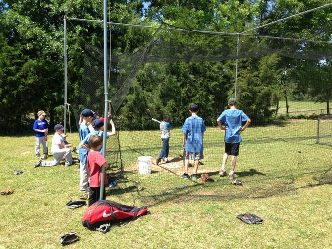 RA Community Baseball Camp