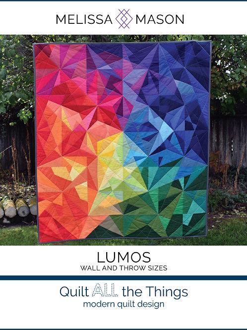 Lumos Quilt Pattern