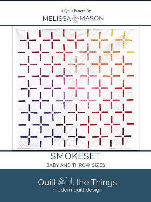 Smokeset Quilt Pattern