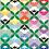 Thumbnail: Cotton Blossom Quilt Pattern