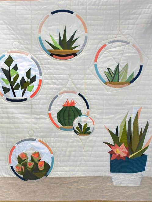 Terra Quilt Pattern